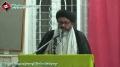 34th Anniversary Islamic Revolution in Iran - Speech Mulana Syed Razi Haider - 10 Feb 2013 - Karachi - Urdu