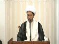 [15 February 2013] حديث الجمعة لسماحة الشيخ علي سلمان - Arabic