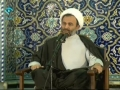 عهد آدينه Promised Friday - H.I. Panahiyan speech - 27 Behmen 1391 - Farsi