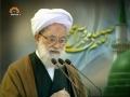 [22 Feb 2013] Tehran Friday Prayers - حجت الاسلام امامی کاشانی - Urdu