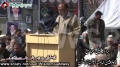Speech Br. Kumail Abbas - I.O - Chehelum Shuhadae Quetta Alamdar Road Blast - 17 Feb 2013 - Quetta - Urdu