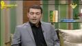 [24 Feb 2013] Amal Tananah | لقاء مع الشاعرة أمل طنانه - المنار - Arabic