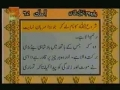 Quran Juzz 29 - Recitation & Text in Arabic & Urdu