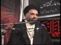 [07] Ummato ke urooj aur zawaal me mukhtalif tabaqaat ka kirdaar-1 - Ustad Syed Jawad Naqavi - Urdu