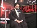 [08] Ummato ke urooj aur zawaal me mukhtalif tabaqaat ka kirdaar-1 - Ustad Syed Jawad Naqavi - Urdu
