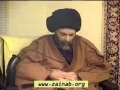 [Thursday Lectures] Trials & Blessings - H.I. Abbas Ayleya - 7 March 2013 - English