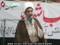 [7 March 2013] شب شہداء - Speech H.I. Raja Nasir Abbas Jafry - Abbas Town Karachi - Urdu