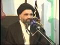 [02] Ummato ke uroojo zawwal me Mukhtalif Tabaqaat ka Kirdaar-2 - Ustad Syed Jawad Naqavi - Urdu