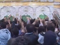 ضريح امام حسين ع New Zareeh of Imam Hossein (a.s) shrine - Farsi