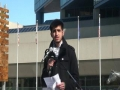[Calgary – Protest Shia Genocide] Speech By Zain - English