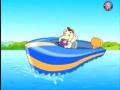 *Kids Cartoon* Animals that Can Swim - English