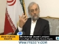 [12 Mar 2013] Iran slams UN report on alleged HR violations - English