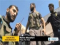 [13 Mar 2013] Reports say France, US & UK train armed opposition in Syria - English