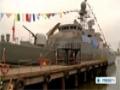 [18 Mar 2013] Iran defense ministry unveils new destroyer Jamaran II - English