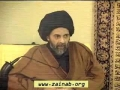 [Thursday Lectures] Sabr - H.I. Abbas Ayleya - 21 March 2013 - English