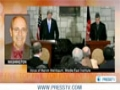 [26 Mar 2013] Peace between Taliban Afghan government US only interest - English