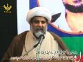 [18th] برسی شہید ڈاکٹر محمد علی نقوی  - Speech H.I Raja Nasir Abbas - 28 March 2013 - Urdu