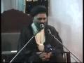 [07] Karbala Haq wa Baatil me Judai Ka Raasta - Ustad Syed Jawad Naqavi - Urdu
