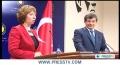 [04 April 2013] Ashton arrives in Ankara for talks on Syria - English