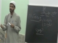 Classes on Walaayat-e-Faqih By Maulana Azam Jafri: Class-1 (Part I) - Urdu