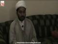 [Lecture-4] Idaratanzeel - Tafseer e sura Naas - H.I Iftikhar Ahmed Ghadeeri - Urdu