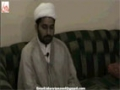 [Lecture-5] Idaratanzeel - Tafseer e sura Asar - H.I Iftikhar Ahmed Ghadeeri - Urdu