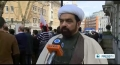 [24 April 2013] British protesters slam Saudi Arabia for cleric death sentence - English