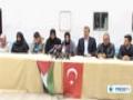 [24 April 2013] israel Turkey hold talks over 2010 aid flotilla raid - English