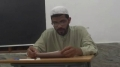 Classes on Walaayat-e-Faqih By Maulana Azam Jafri: Class-13 - Urdu