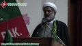 [یوم مصطفی ص] Speech H.I. Didar Jalbani - Urdu University - 22 April 2013 - Urdu