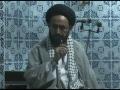 ہم تمام بزرگ علماء کا احترام کرتے ہیں H.I. Sadiq Taqvi - Urdu