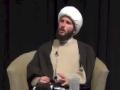 Monetary Ethics   Shaykh Hamza Sodagar - English