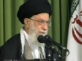 Vali Amr Muslimeen Imam Khamenei meeting with Academic Women - Farsi