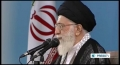 [16 May 13] Supreme Leader: Iranian nation to deal blow to enemy on election day - English