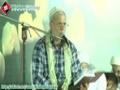 [24th Demise Anniversary Imam Khomaini Karachi] [1 June 2013] Tilawat Qari Waliyullah Ahmadi poor - Urdu