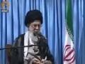 Le discours du Guide suprême de la Révolution au mausolée de l'Imam Khomeiny - 04 June 13 - French