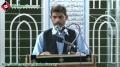 [چوبیسویں برسی امام خمینی رہ] Speech Brother Mubashir Zaidi - 3 June 2013 - Urdu