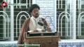 [چوبیسویں برسی امام خمینی رہ] Speech Mulana Nadir Abbas - 3 June 2013 - Urdu