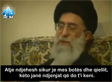 Përpjekja për atentat mbi Imam Khamenein - Farsi sub Albanian