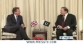 [01 July 13] Cameron, Sharif discuss Afghan reconciliation - English