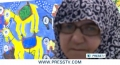 [07 July 13] Iranian grandmother showcases unique paintings - English