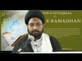 Jashn-e-Isteqbaal-e-Maah-e-Ramadhan - 27th Shabaan 1434 A.H - Moulana Taqi Agha -  Urdu