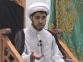 [02][Ramadhan 1434] Solution for Infinite Desires - Sh. Mahdi Rastani - 11 July 2013 - English