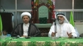 [15 July 2013] لقاء الشيخ علي سلمان بمأتم كريمي المحرق - Arabic