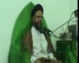 [09][Ramadhan 1434] H.I. Zaki Baqeri - Quran and clash of civilizations - 18 July 2013 - Urdu