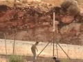 Israeli Soldiers Shoot Unarmed Palestinian-Bilin Protest - English