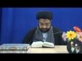 [10][Ramadhan 1434] Tafseer-e-Surah-e-Furqaan - Moulana Taqi Agha -  Urdu