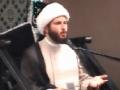[11][Ramadhan 1434][Dallas] Obstacle in changing Shia Islam - Sh. Hamza Sodagar - English