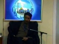 Ramadhan 2013 molana syed jan ali kazmi mj 3 effects of food in our lives  - Toronto Canada - Urdu