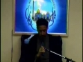 Ramadhan 2013 molana syed jan ali kazmi mj 4 effects of food in our lives toronto canada  Urdu